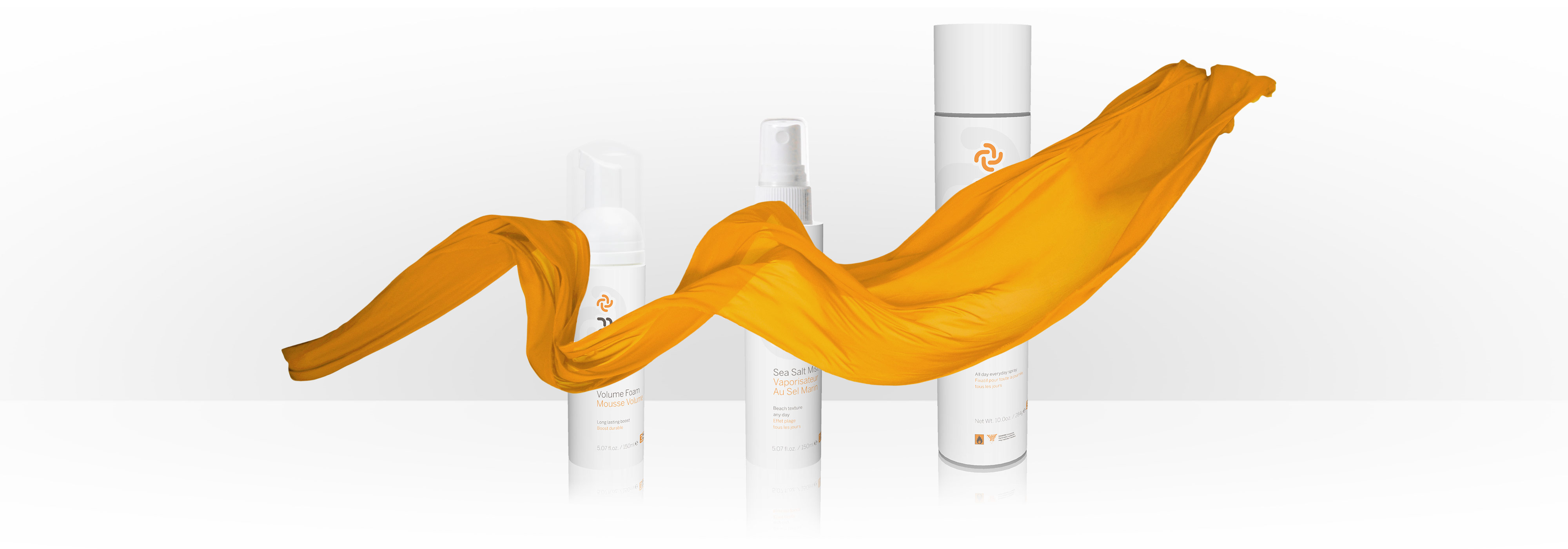 Fuel Haircare Packaging